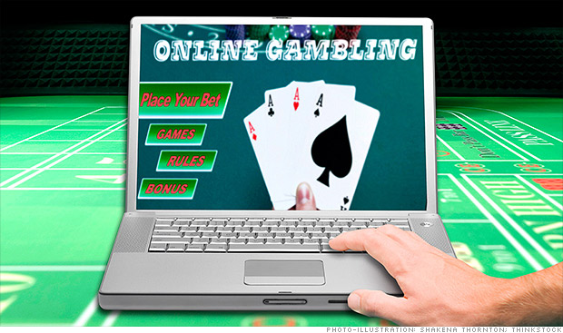 online internet casino gambling