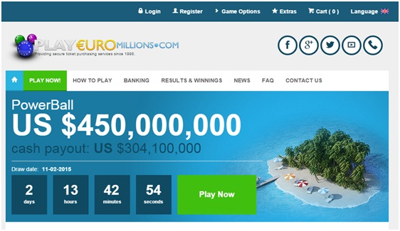 MAKE THOSE DREAMS A REALITY WITH PLAYEUROMILLIONS