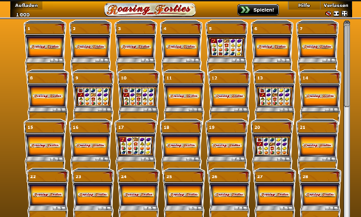 Retro Styled Gambling Is Now In With Roaring Forties