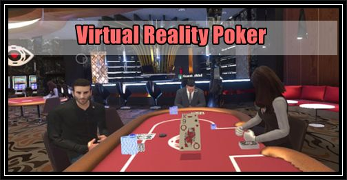 Introducing The New VR Casino Game For A Real-Life Experience