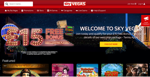 The Top Games To Play At Sky Casino