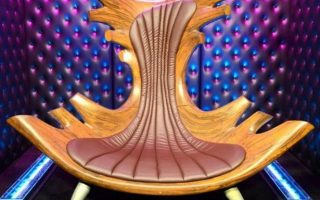 Big Brother Diary Room Chair Quiz!